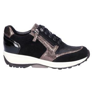 30103.2.087 Wembley Sneaker black/bronze