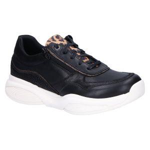 30085.3.012 SWX 11 Sneaker black leopard