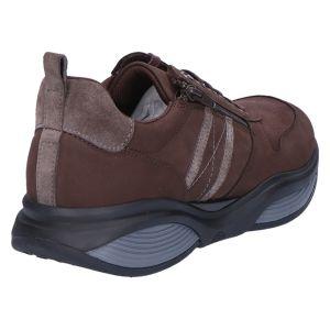SWX3 Sneaker brown grey suede