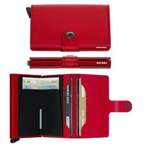 Miniwallet original red-red