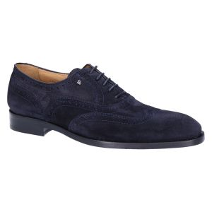 19268/03 Veterschoen blue suede
