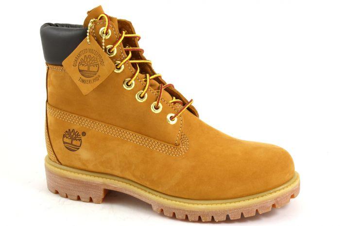 """6"""" Premium Boot wheat nubuck"""