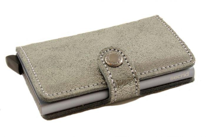 Miniwallet silver glamour