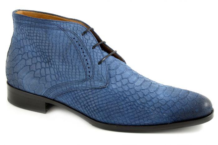 13548 Veterboot blue lizard