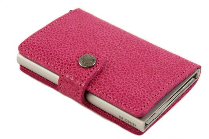 Miniwallet glamour pink