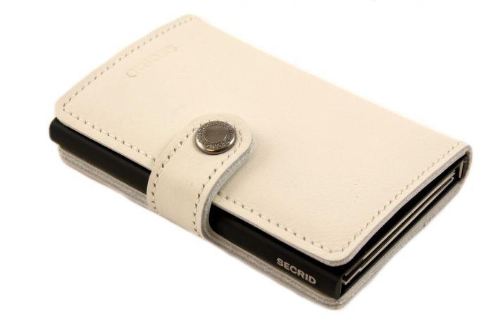 Miniwallet limited white/black