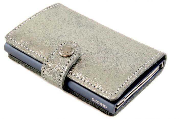 Miniwallet glamour silver