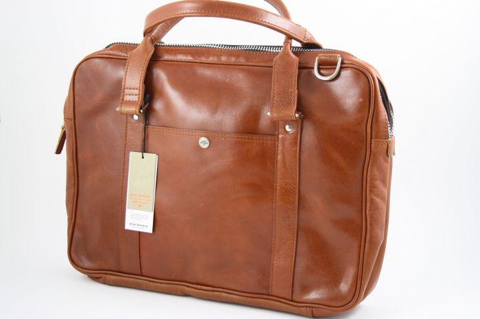Nano Nippon bag Cognac