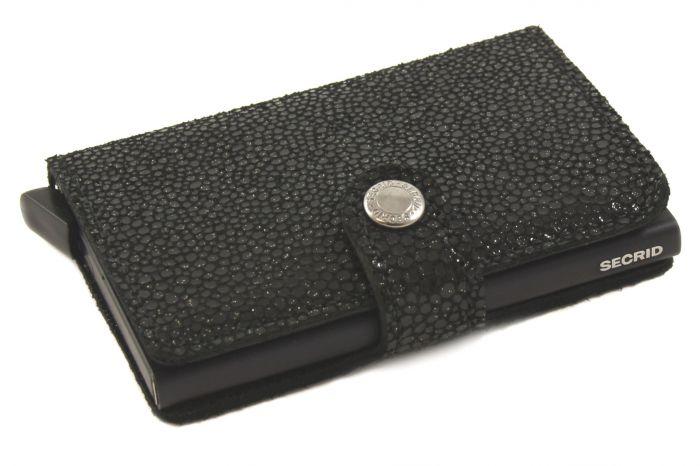 Miniwallet black glamour