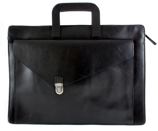 1108 Trace Assym bag black